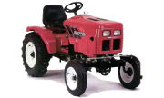 Snapper MGT1800G lawn tractor photo
