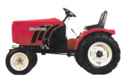 Snapper MGT2000G lawn tractor photo