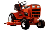 Snapper YT18H lawn tractor photo