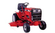 Snapper 2000GX lawn tractor photo