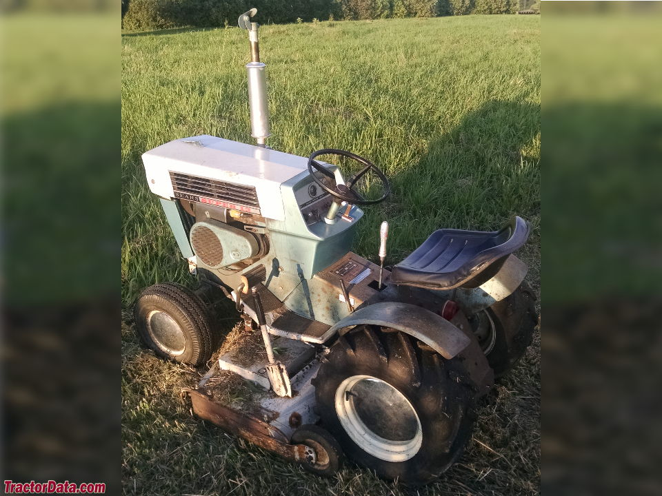Sears Super 12 Garden Tractor : Tractordata sears super  tractor photos