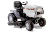 White GT-180 lawn tractor photo