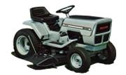 Sears 8/4 502.25120 lawn tractor photo