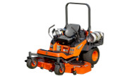 Kubota ZP330 lawn tractor photo
