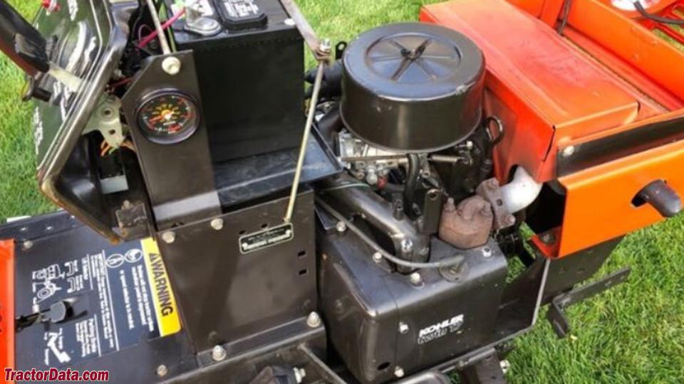 Ariens GT17 engine image