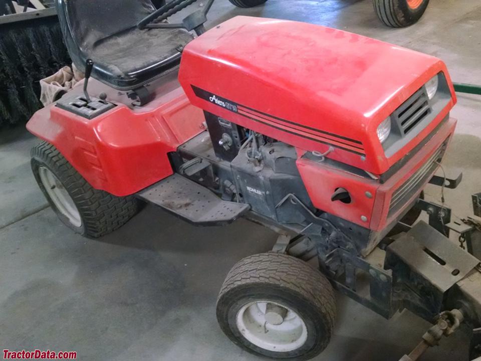 Ariens Lawn Tractor Attachments : Tractordata ariens gt tractor photos information