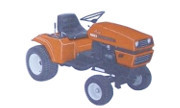Ariens S-12H lawn tractor photo