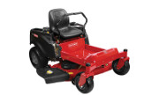 Craftsman 247.20418 Z6400 lawn tractor photo