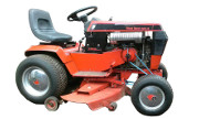 Wheel Horse 520-8 lawn tractor photo