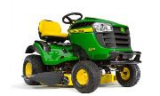 John Deere S240 Sport lawn tractor photo