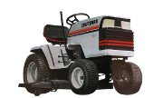 Craftsman 917.25591 GT 18 lawn tractor photo