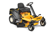 Cub Cadet RZT S42 lawn tractor photo