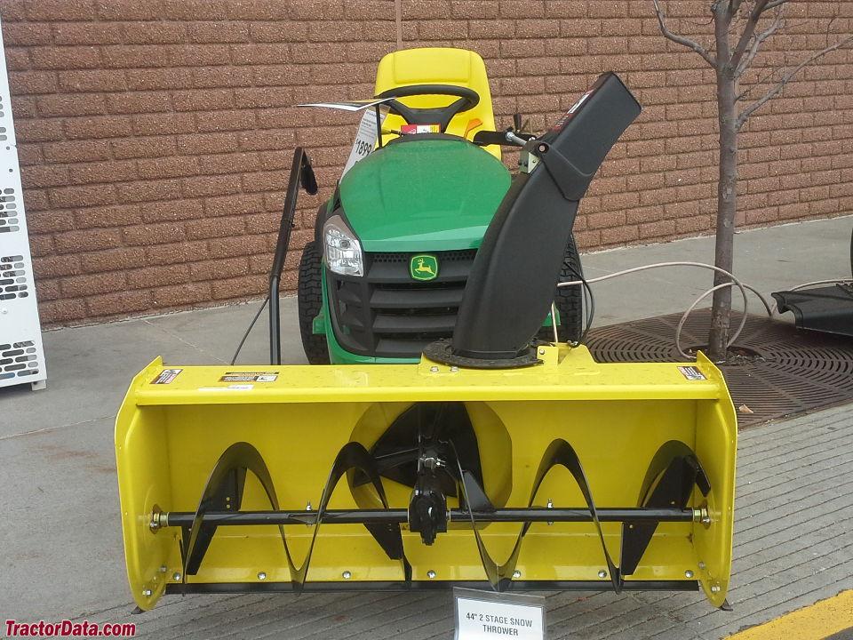 John Deere D100 Specifications : Tractordata john deere d tractor photos information