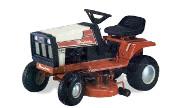 Simplicity Regent 4208 lawn tractor photo