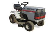 Craftsman 917.25455 lawn tractor photo
