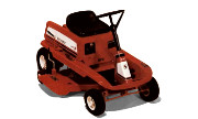 Wheel Horse A-51 lawn tractor photo