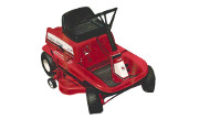 Wheel Horse A-81 lawn tractor photo