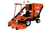 Kubota F2100 lawn tractor photo