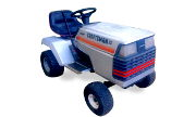 Craftsman 917.25466 LT12 lawn tractor photo