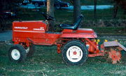 Gravely 8171 lawn tractor photo