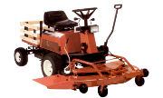 Simplicity 12FCH42 lawn tractor photo
