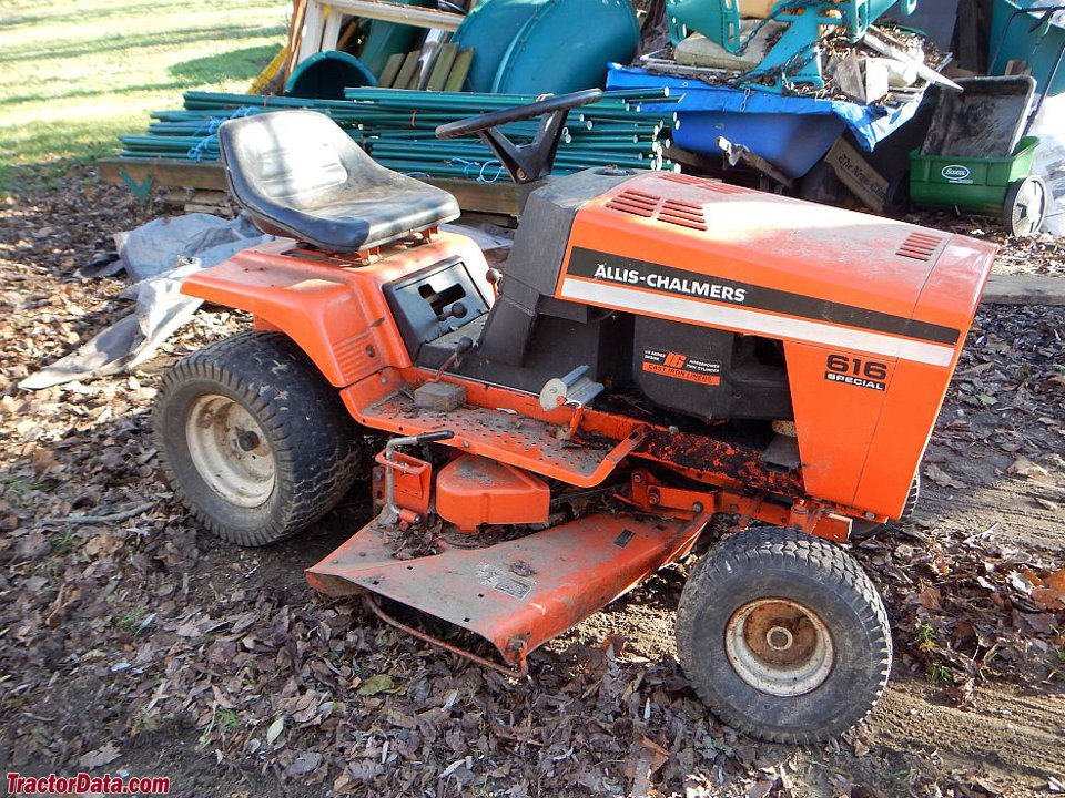 Allis Chalmers 616 Special