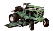 Bolens LT-8 812 lawn tractor photo