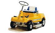 Cub Cadet 60 lawn tractor photo