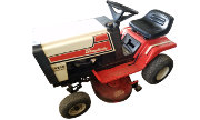 Simplicity 4210 lawn tractor photo