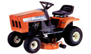 Simplicity 12RTG lawn tractor photo