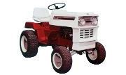 AMF 1010 lawn tractor photo