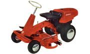 Simplicity 606 990332 lawn tractor photo
