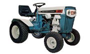 MTD 860 Twelve Hundred lawn tractor photo