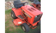Ingersoll 2016 lawn tractor photo