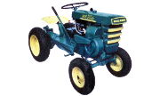 Bolens 230 Ride-A-Matic lawn tractor photo