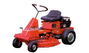 Wheel Horse 111-6 lawn tractor photo