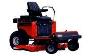 Wheel Horse 720-Z lawn tractor photo