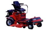 Toro Proline 616-Z lawn tractor photo