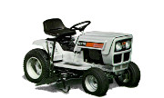 Sears GT16 502.25704 lawn tractor photo