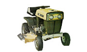 Craftsman 131.9646 lawn tractor photo