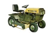 Craftsman 131.9671 lawn tractor photo
