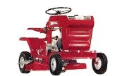 Craftsman 131.9627 lawn tractor photo