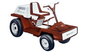 Gilson Pacer 9 100 lawn tractor photo