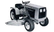 Gilson 53018 S-10 lawn tractor photo