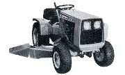 Gilson 53019 S-16 lawn tractor photo