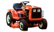 Gilson 53025 S-16 lawn tractor photo