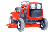 Gilson 52046 lawn tractor photo