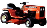 Gilson 52064 lawn tractor photo