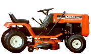 Gilson 52072 lawn tractor photo