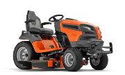 Husqvarna TS 348XD lawn tractor photo